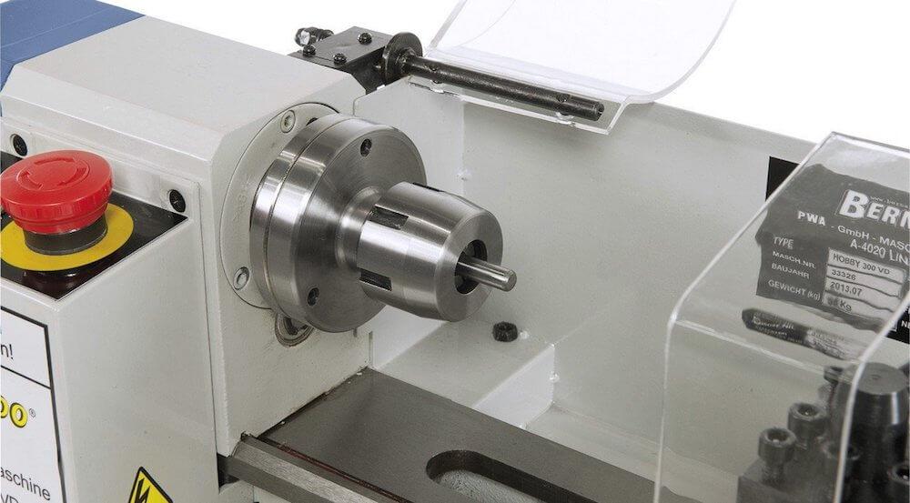 Erfahrungen mit der Bernardo Hobby 300 Tischdrehmaschine