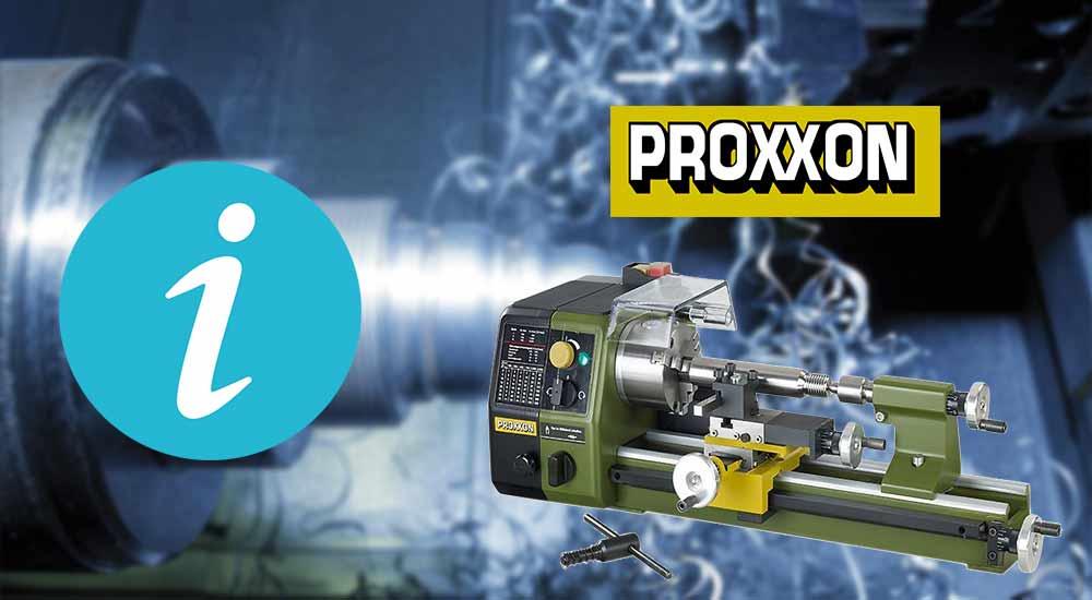 Proxxon Drehbank Vergleich und Ratgeber