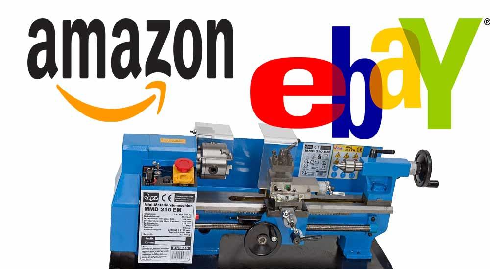 Tischdrehmaschine Bei Amazon Oder Ebay Kaufen