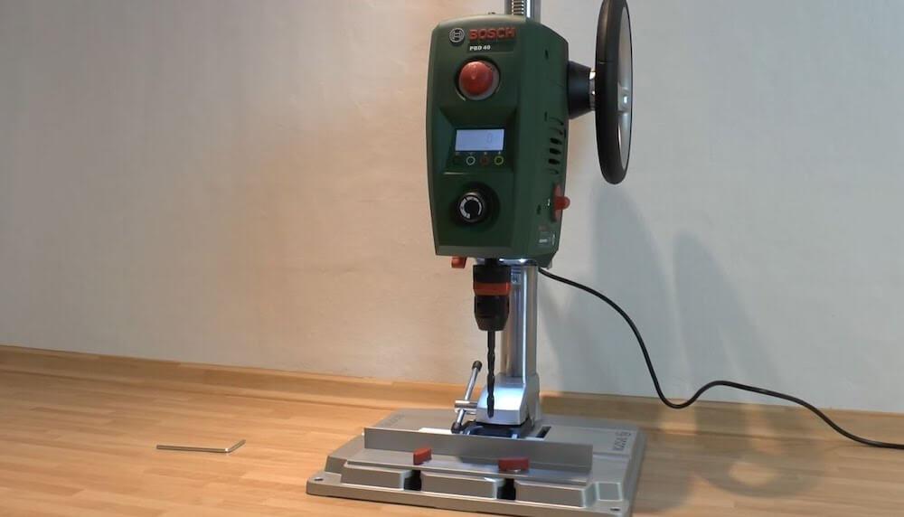 Bosch Standbohrmaschine PBD 40 Erfahrungen