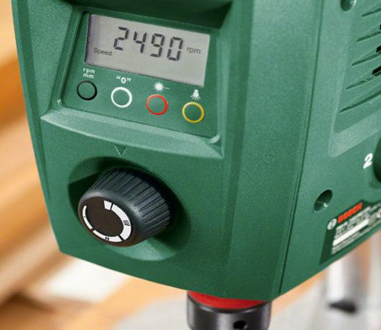 Bosch Standbohrmaschine PBD 40 Test