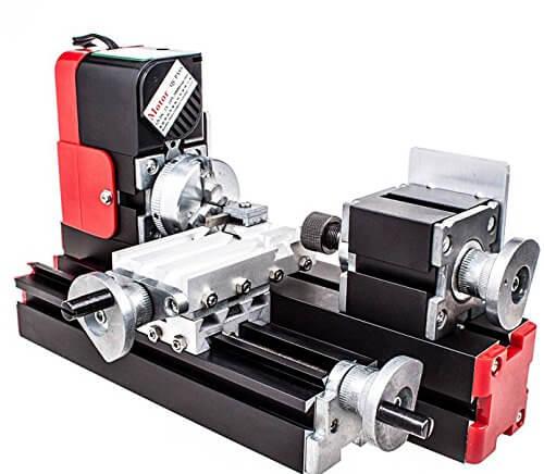 C&S Mini Metallbearbeitung Drehmaschine Erfahrungen