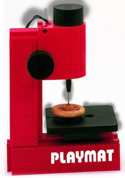 Playmat 4 in 1 Workshop Drehmaschine