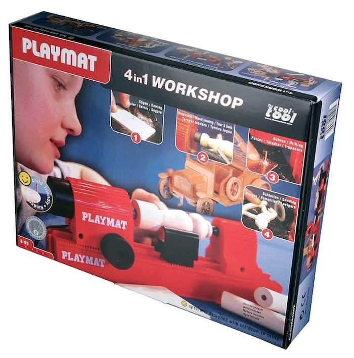 Playmat 4 in 1 Workshop Test