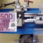 Tischdrehmaschine unter 500 Euro
